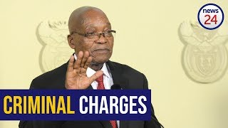 VIDEO ANALYSIS: Zuma to face criminal charges