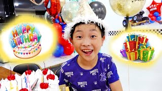 Birthday Surprise Toy with Hide and Seek Playground Toys Activity