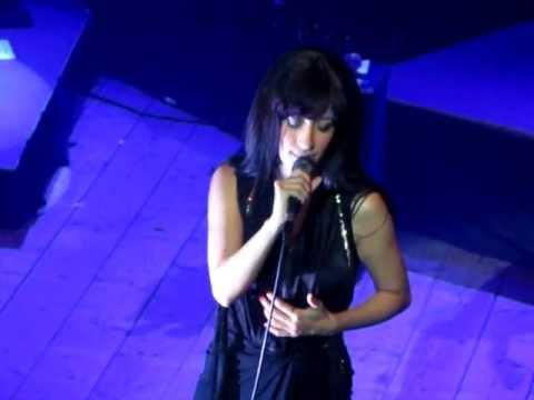 RUMO AO SUL- ANA MOURA live al Teatro Giacosa di Aosta 01/03/2012