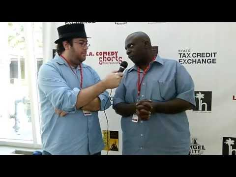 Top Hat Interviews Gary Anthony Williams