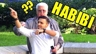 SPEAKING ARABIC TO STRANGERS - TWITTER DARE PRANK!