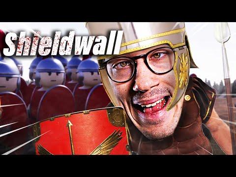 Richtig schöne römische PRÜGELEI | Shieldwall