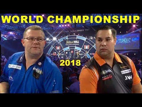 West v Wattimena (R2)  2018 World Championship