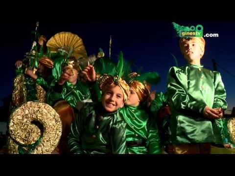 Gines se prepara para disfrutar de su esperada Cabalgata de Reyes, que este año amplía su recorrido