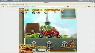 Zacarias juega: Uphill Rush 3