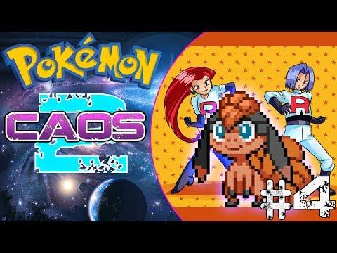 Pokémon CAOS 2 ESPLAYONLOCKE #4 LA NORMA PUDO SALIR CARA Keynar1990