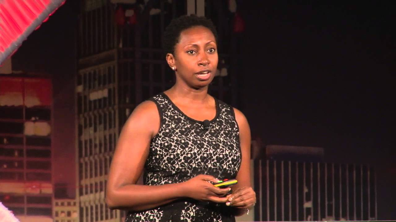 TED TUESDAY: How Eating From The Garbage Can Taught Me How to Lead | Rita Fields | TEDxDetroit