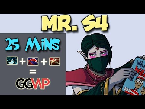 S4 Templar Assassin 6.87 : Rape Or Be Raped Vol 4 - RAGE Dota 2 Rank Match Gameplay