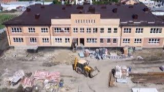 Большая стройка детских садов в Краснодаре вышла на финишную прямую