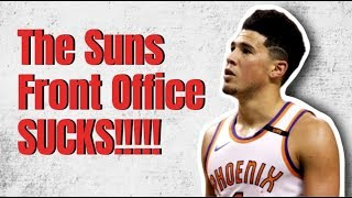 PROOF The Suns Have The WORST Managment In The NBA!!!