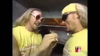 Edge and Christian Play Chris Benoit