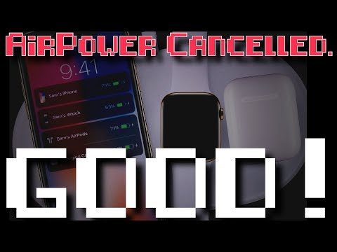 Geek Therapy Radio - Apple AirPower Cancelled. Here's why that's GOOD!