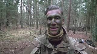 Vlogger Ryan ondergaat een koudweertraining