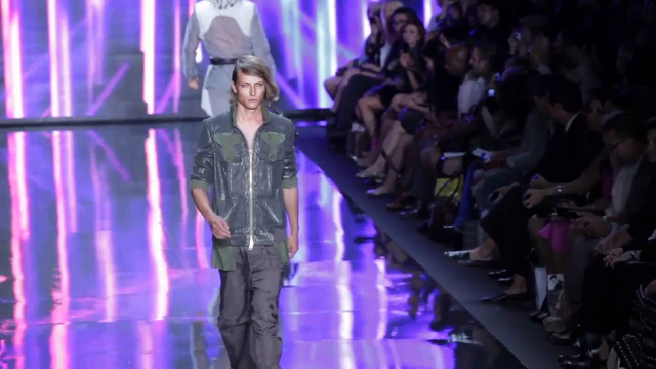 Resurrection By Joyoung Ss 2011 Fashion Show - Video By