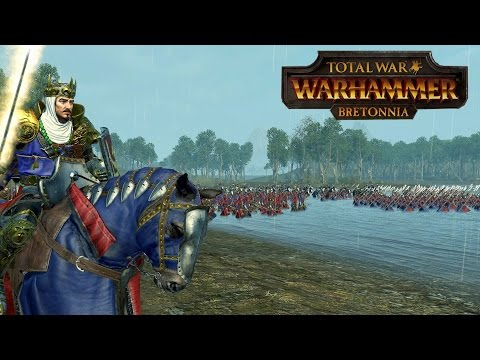 TOTAL WAR: WARHAMMER BRETONNIA #28 - Blazing Sun Soldaten ★ Deutsch Multiplayer Gameplay