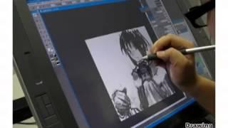イラストレーター toi8 Live Painting thumbnail