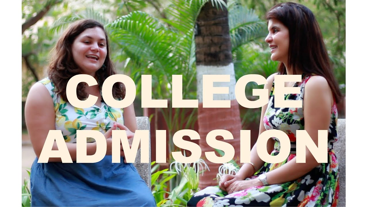 college admission part of chetchat