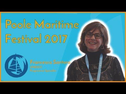 European Maritime Day 2017 - Francesca Santoro Interview