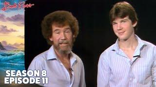 Bob Ross - Mountain Range (Season 8 Episode 11)