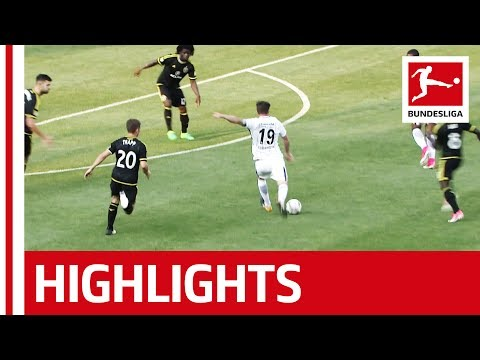 A Testing Time for Frankfurt vs. Columbus Crew - Highlights