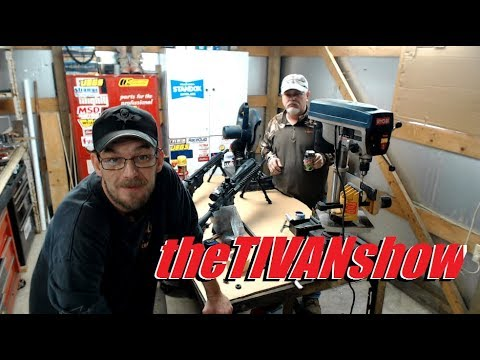 LIVE from theTIVANshow shoP NEW rifle HAND GRIP INVENTION ! DO IT YOURSELF AT HOME
