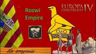 EU4 | Rozwi Empire | En Aragonés