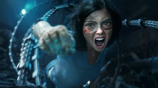 Alita: Battle Angel - Underworld Fight Clip