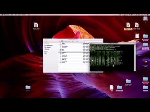 Установка Linux Ubuntu на MacBook