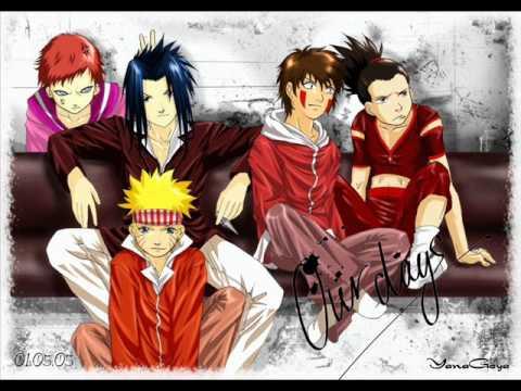 Naruto Boys Ft Girls