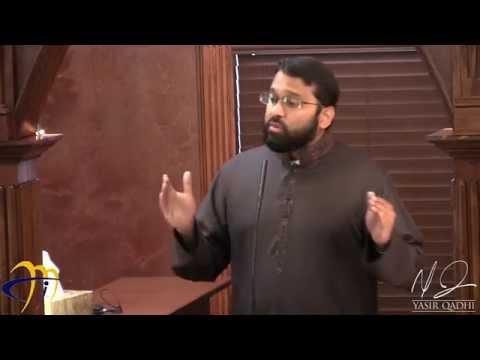 Khutbah: Mastering the Art of Patience (Sabr) - Dr  Shaykh Yasir Qadhi