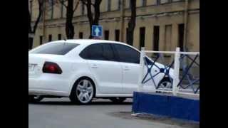 видео Бюджетный тюнинг Volkswagen POLO