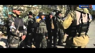 Это видео шокировало Порошенко! Гиви мудохает родственника Порошенко! 23 10 2015