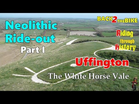 Neolithic Ride-Out Part 1 - Uffington White Horse & Dragon Hill