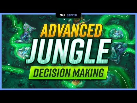 Start Climbing with ADVANCED Decision Making In The Jungle!
