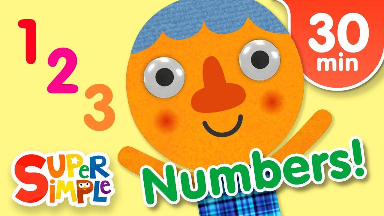 Download Our Favorite Numbers Songs | Kids Songs | Super Simple Songs