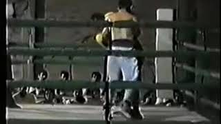 "Marcelo Gonzalo ""El Rayo"" Saucedo vs. Sebastián Luis ""El Guapo"" Buyatti"