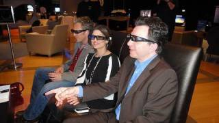 Sony 3D in NYC