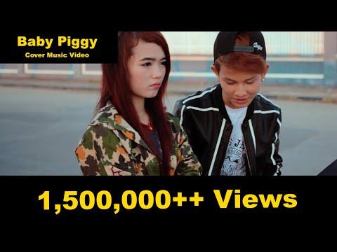 Baby Piggy (Cover) Vocal-Shwe Htoo