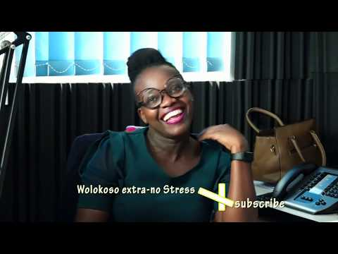 REBECCA ALICE JJINGO _ My other side of Life (touching one) - MC IBRAH INTERVIEW