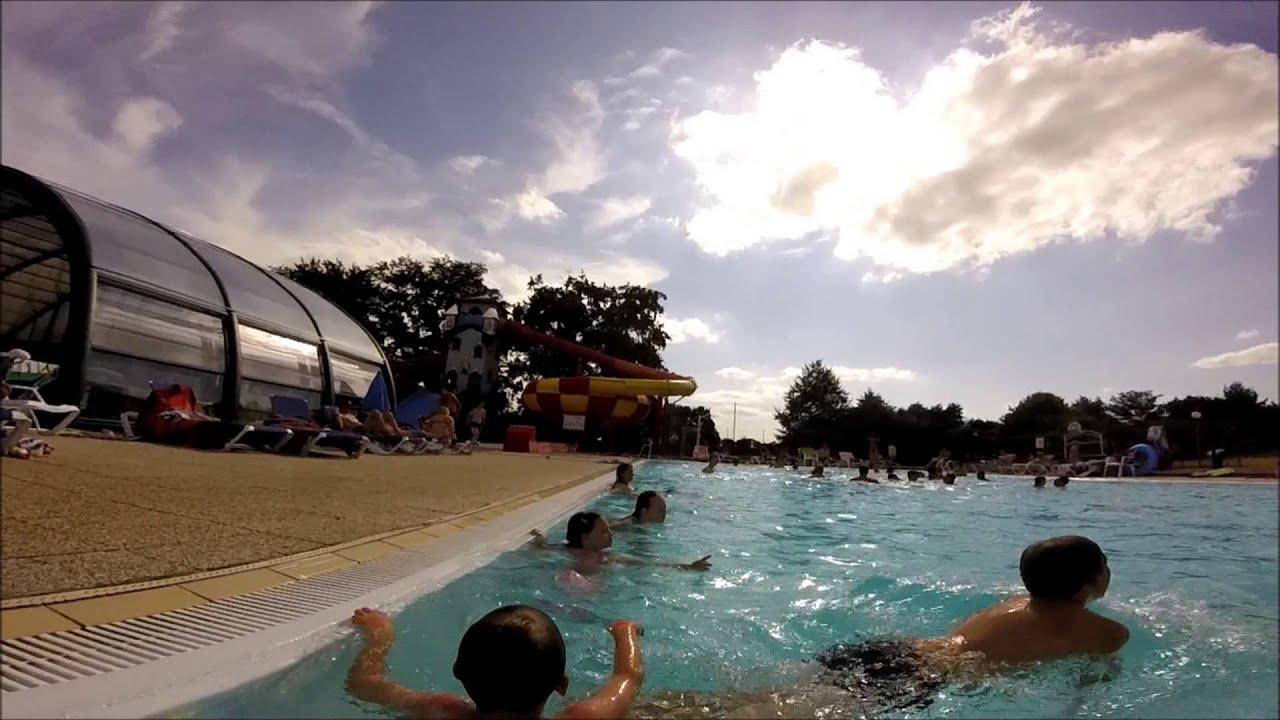 Piscines camping du lac de ribou franceloc 2015 youtube for Camping bourget du lac avec piscine
