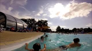 Piscines Camping du Lac de Ribou Franceloc 2015