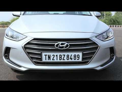 Hyundai Elantra Petrol Review