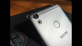 Tecno Camon CX Camera Review