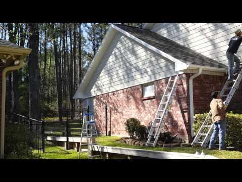 Huntsville tx Paint job plus roof