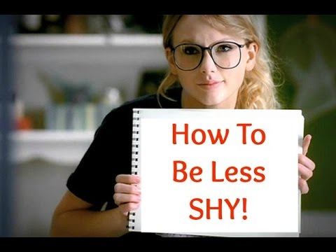 Ask Shallon: How To Be Less Shy!