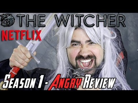 The Witcher Season 1 - Angry Review! thumbnail