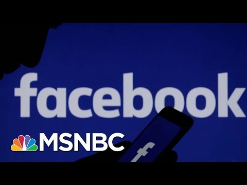 Thompson: Facebook Has Built A Surveillance State Where The Inmates Want To Be In The Prison | MSNBC