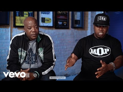 M.O.P. - Wouldn't Change The Fighting Spirit Brownsville Gave Us (247HH Exclusive)