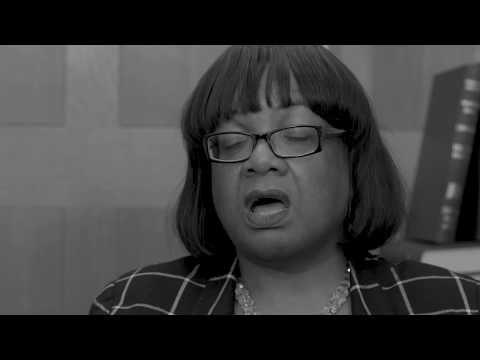 In conversation with Diane Abbott
