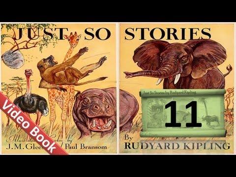 11 - Just So Stories by Rudyard Kipling - The Cat That Walked by Himself